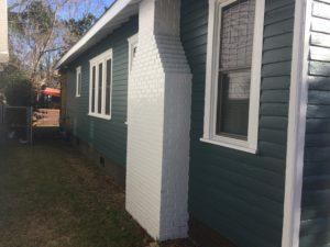 Wilmington Home Exterior Paint